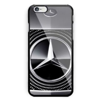 Best Mercedes Benz Logo Grill For iPhone 6 6s 7 8 X Plus Hard Plastic Case