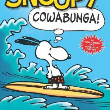 Snoopy Cowabunga! (Peanuts Collection)