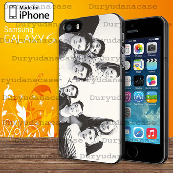 British Youtubers   For Samsung Galaxy S3 / S4 / S5 and IPhone 4 / 4S / 5 / 5S / 5C Case