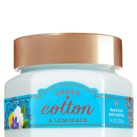 Shea & Fruit Body Soufflé Sheer Cotton & Lemonade