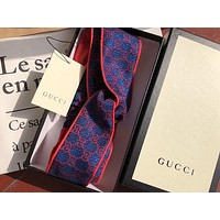 GUCCI interlocking G Jacquard Headband + Gift box