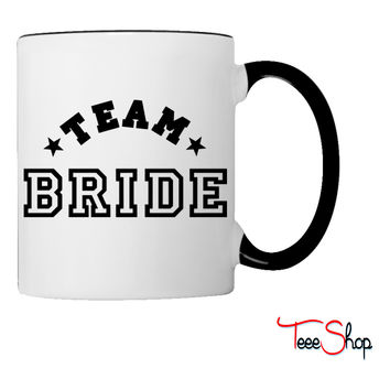 team bride Coffee & Tea Mug