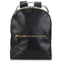 Wilson leather backpack | Sophie Hulme | MATCHESFASHION.COM US