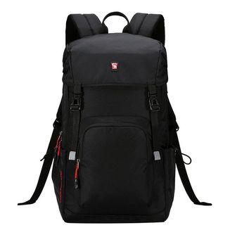 Buckle Design Laptop Backpack