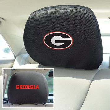 "Georgia Head Rest Covers 10""x13"""