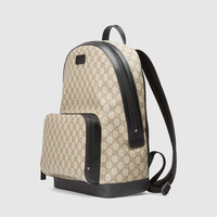 Gucci - Eden GG Supreme Backpack 406370KLQAX9772