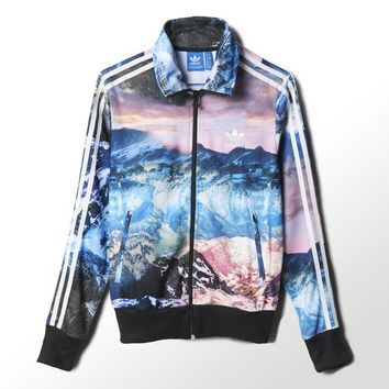adidas Mountain Clash Firebird Track Jacket | adidas US