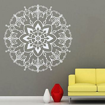 Wall Decals India Mandala Decal Vinyl Sticker Home Art Bedroom Home Decor Ms231