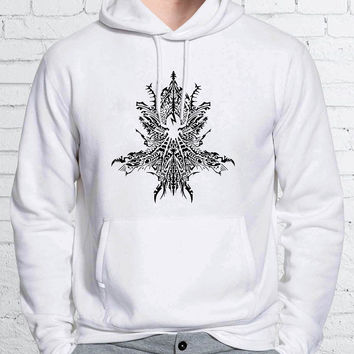 Spider My Chemical Romance Unisex Hoodies - ZZ Hoodie