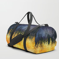 My burning desire Duffle Bag by HappyMelvin