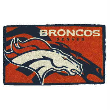 Welcome Mat - Denver Broncos