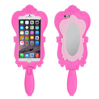 Barbie Pink Mirror Type Phone Case