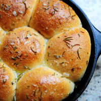 Buttered Rosemary Rolls  |  The Pioneer Woman Cooks | Ree Drummond