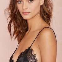 Nasty Gal Bare With Me Bra