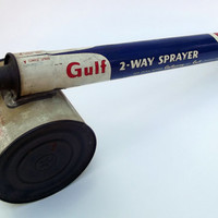 Gulf 2-Way Sprayer Pump Action Insect and Livestock Sprayer Mister Model 31