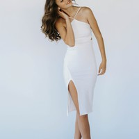On The Town Dress (White)