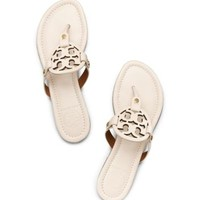 Gladiator Sandals, Flat Sandals & Strappy Sandals : Women's Shoes | TORY BURCH