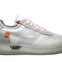 KUYOU Nike Air Force 1 Off White