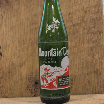 Shop Vintage Soda Bottles On Wanelo