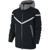 Nike Men's Run Wool Reflective Running Jacket