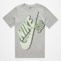 Nike Sb Showtime Boys T-Shirt Heather Grey  In Sizes