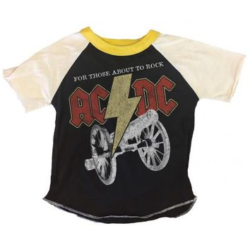 AC/DC Child's Band Tee