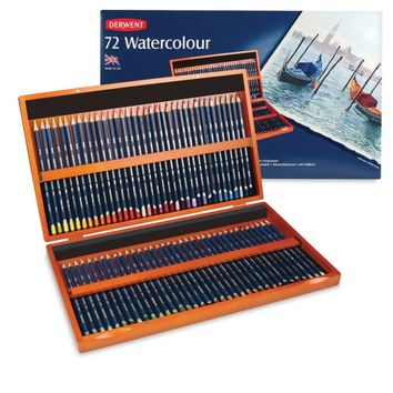 Derwent Watercolor Pencils - BLICK art materials