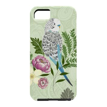 Pimlada Phuapradit Parakeets Cell Phone Case