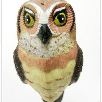 Owl by UncommonRecycables on Etsy