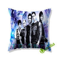 Avenged Sevenfold Square Pillow Cover