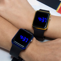 Korean Fashion Watch Children Boy Stylish Couple Digital Watch [6049437121]