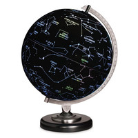 The Earth Or Constellation Illuminated Globe