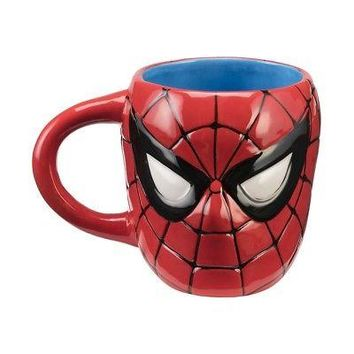 Marvel Spiderman Mug, Action Movies by Vandoor