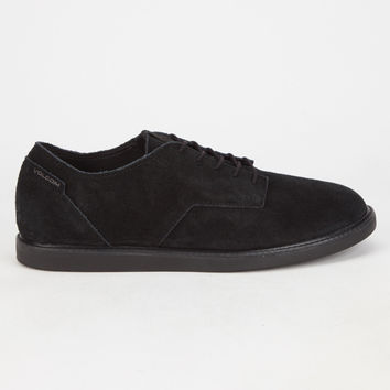 Volcom Dapps Mens Shoes Black  In Sizes
