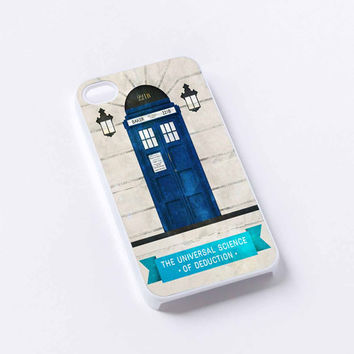 Doctor Who and Sherlock iPhone 4/4S, 5/5S, 5C,6,6plus,and Samsung s3,s4,s5,s6