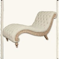 NUAGE TUFTED CHAISE