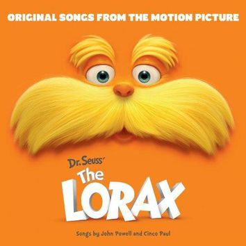 Various artists - Dr. Seuss' The Lorax - Original Songs From The Motion Picture