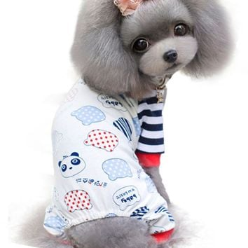 Dog Warm Cozy Shirt