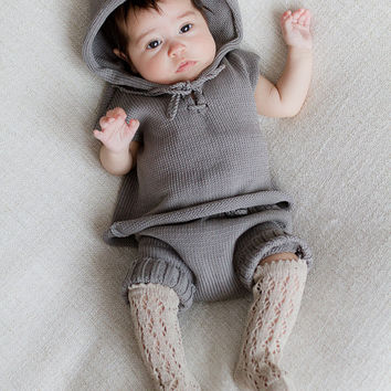 Baby clothes Baby Hoodie Vest Gift for New Baby