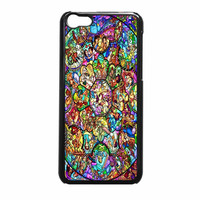 Disney Stainled Glass Master iPhone 5c Case