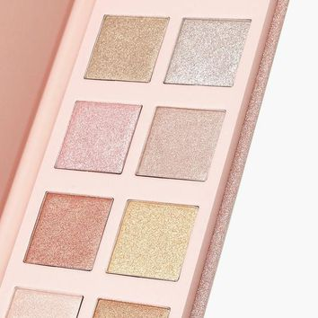 Boohoo Eye Shadow Palette 10 Glitter Shades | Boohoo