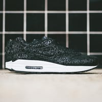 Nike Air Max 1 PRM - Black/Drk Grey-White