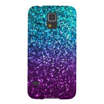 Samsung Galaxy S5 Case Mosaic Sparkley