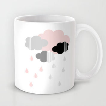 Raindrops Mug by Limitation Free