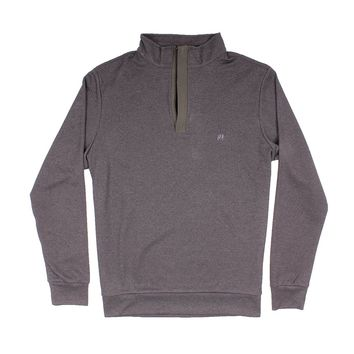 Waverly Pullover in Olive by Southern Point Co.
