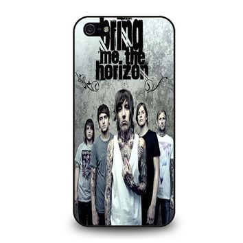 bring me the horizon iphone 5 5s se case cover  number 1