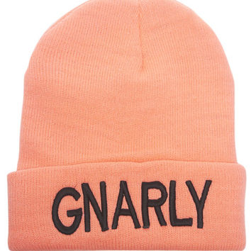 Verbiage Cuff Beanie | Wet Seal