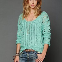 Free People Free People Fluff Sweater