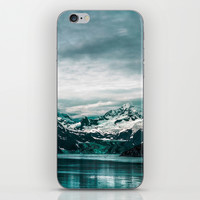 Bluish Winter iPhone & iPod Skin by Wowpeer