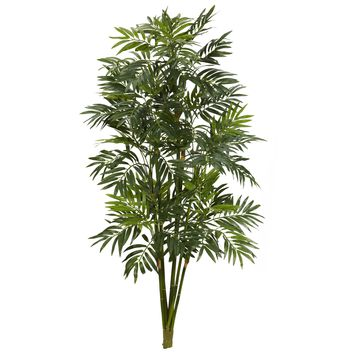 3' Mini Bamboo Palm Artificial Plant